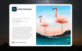 دانلود نرم افزار Adobe Photoshop